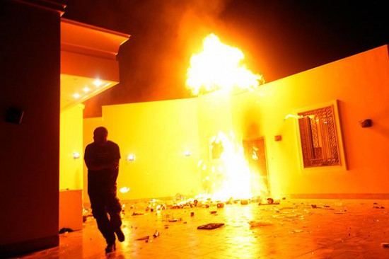 Figures. Hillary Slept Through Security Briefing on Benghazi Attack (Video)
