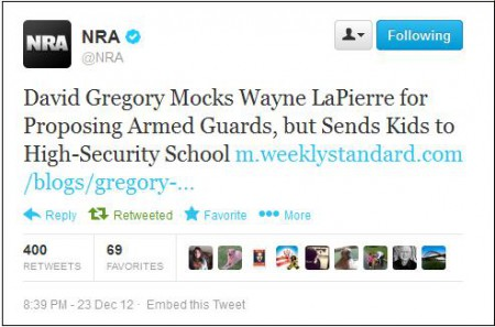 nra gregory