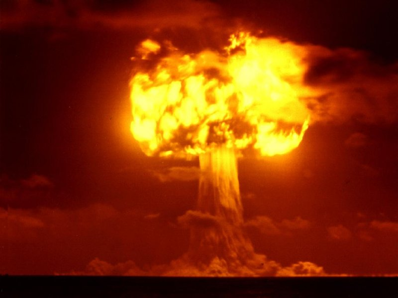 nuclear bombs should be banned Nuclear bombs should be banned from all countries -including the united states– because it is a massive destruction nuclear weapons should be banned.