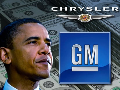 obama auto industry
