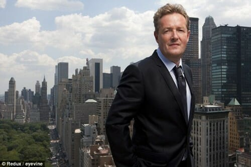 piers morgan ticket home