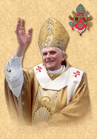 pope benedict official