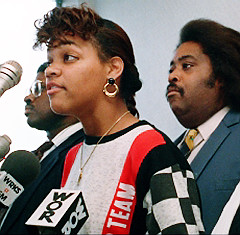 Tawana Brawley Served With Court Order to Pay Man She Accused of Rape 25 Years Ago