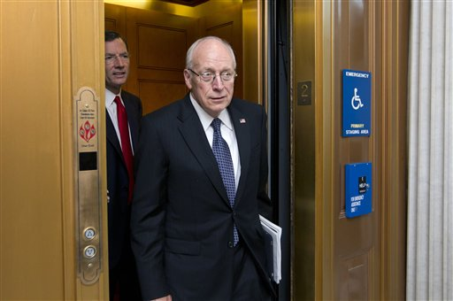 Cheney National Security
