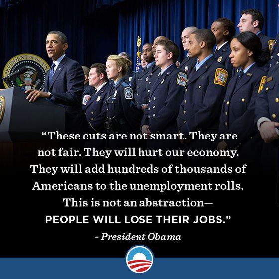 obama sequester cuts