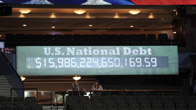abc yahoo debt clock