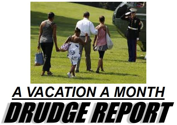 drudge vacation