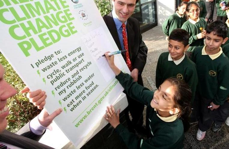 junk science pledge
