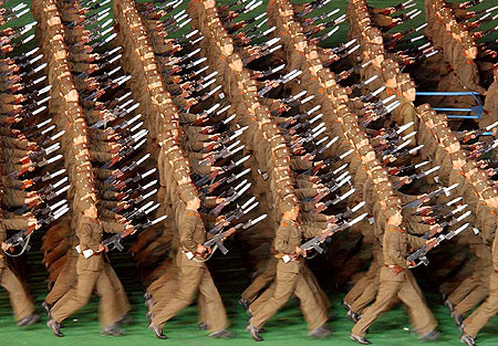 North Korea Has The Largest Military In The World Military - Largest military in the world