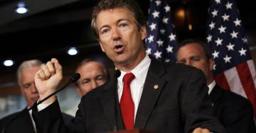 Senator Rand Paul Worries That Current Political Climate is Going to Lead to An Assassination