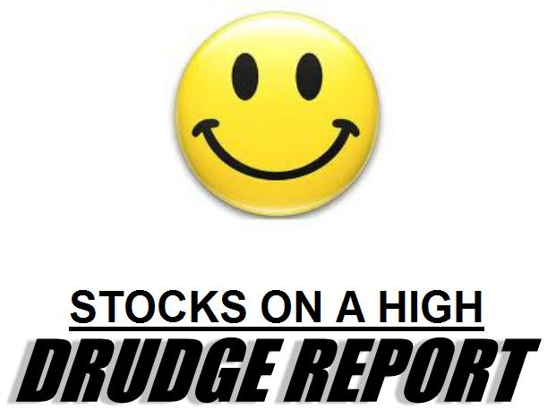 stocks high