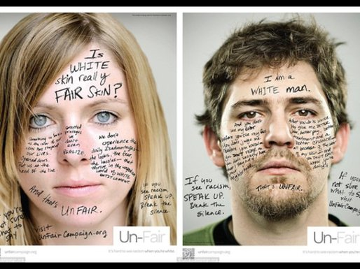 white privilege faces