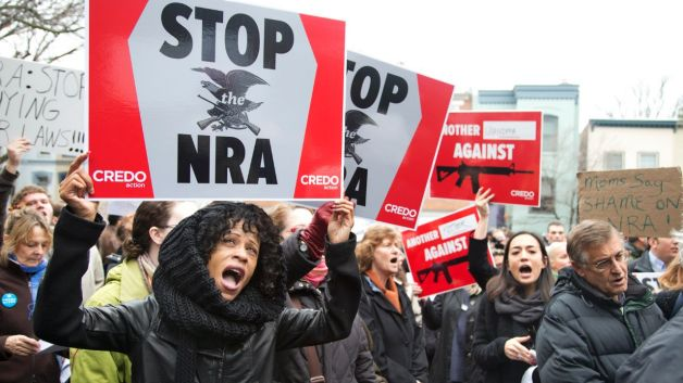 Unhinged Leftists Blame the NRA For Shooting at YouTube ...
