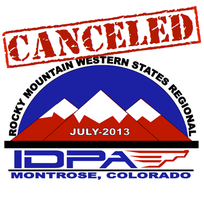idpa cancelled
