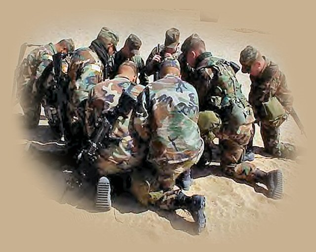obama christian soldiers