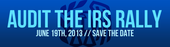 audit irs rally