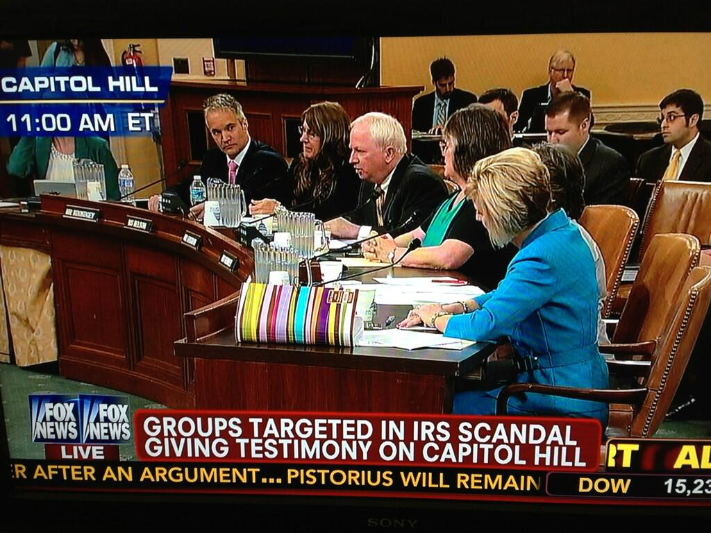 cspan irs hearing jim hoft