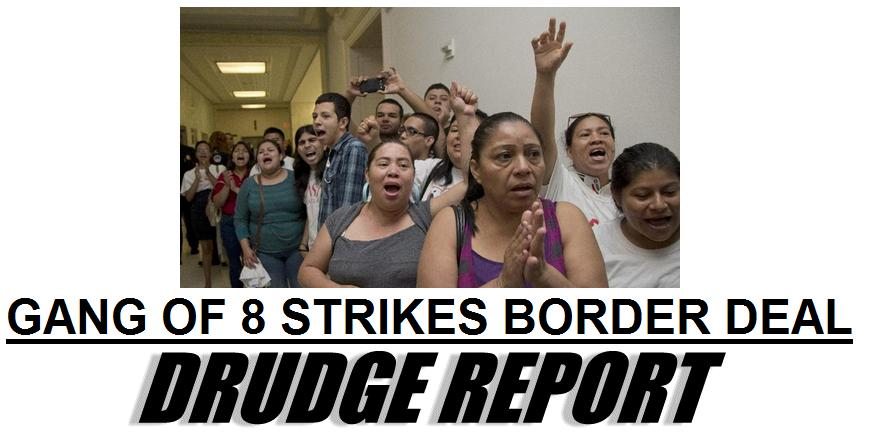 gang of eight agree drudge