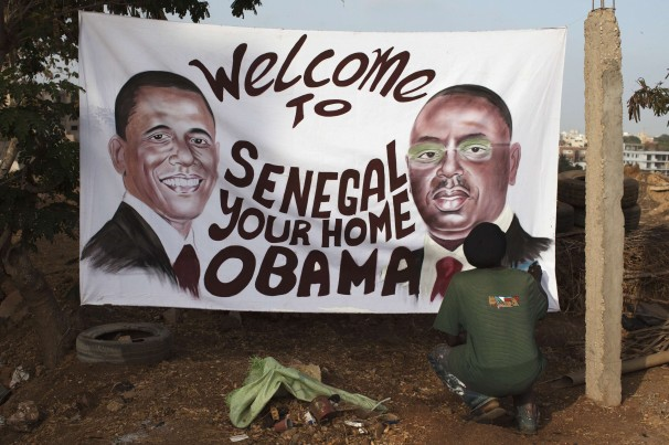 obama home senegal