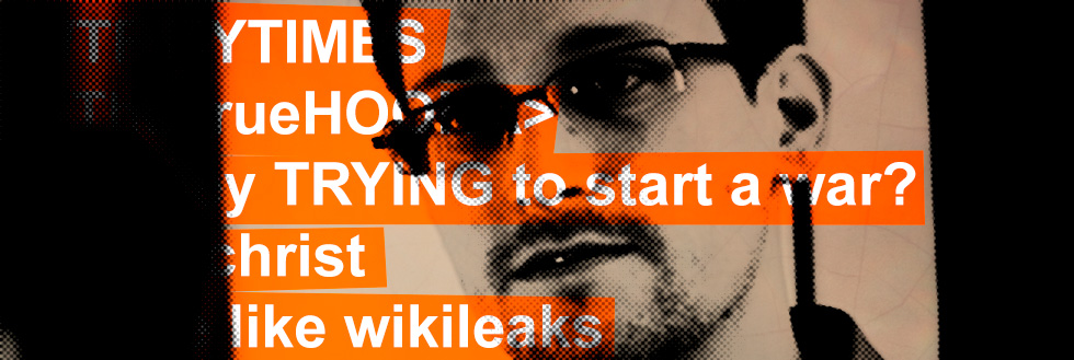 snowden leakers