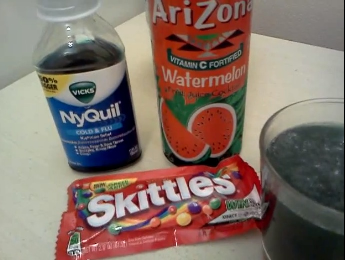 Was Trayvon at 7-11 Buying Skittles and Fruit Juice to