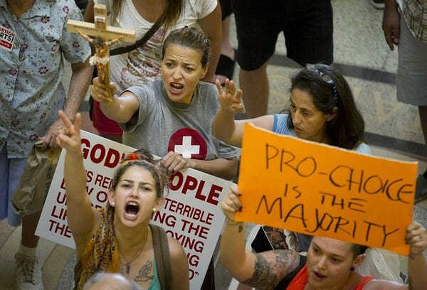 Texas Abortion Restrictions