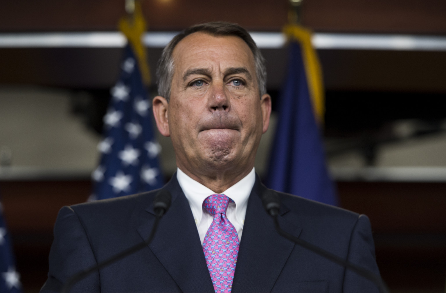 Boehner Admits Behind Closed Doors: Republicans Will Never Repeal Obamacare (VIDEO)