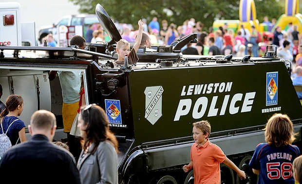 lewiston mrap