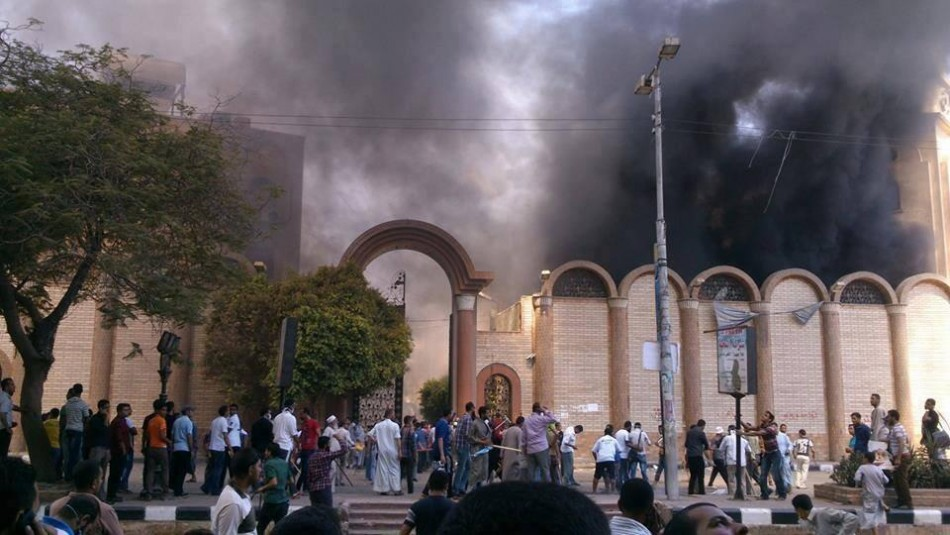 sohag church