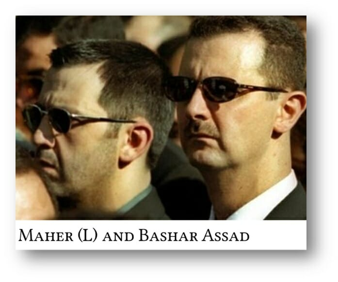 Assad brothers