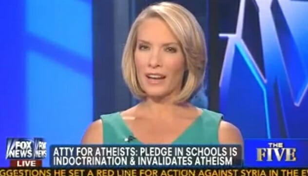 Dana_Perino_Fox_News_Five_Atheist_Pledge