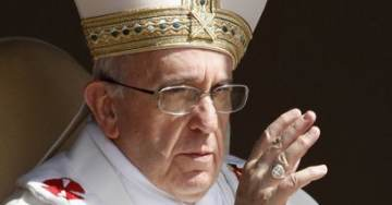 Pope Francis: Fighting Poverty & Hunger Key to Defeating Islamist Killers in Syria-Iraq