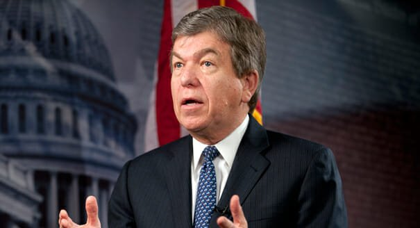 *Ugh* GOP Senator Roy Blunt: There Aren't 51 Votes to Dismiss Trump Articles of Impeachment