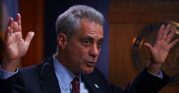 Ruh Roh Rahmbo! Rahm Busted Using Private Email Like Clinton!