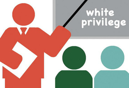 white privilege school