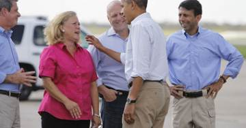 LANDRIEU: Obama Is Unpopular in Louisiana Because of RACISM (Video)