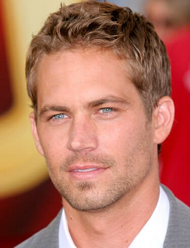 Matthew Walker (us Actor) Paul Walker was years old