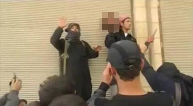 Mohammed Fares, left, who was mistakenly decapitated by Islamic State of Iraq and al-Sham militants2.jpg