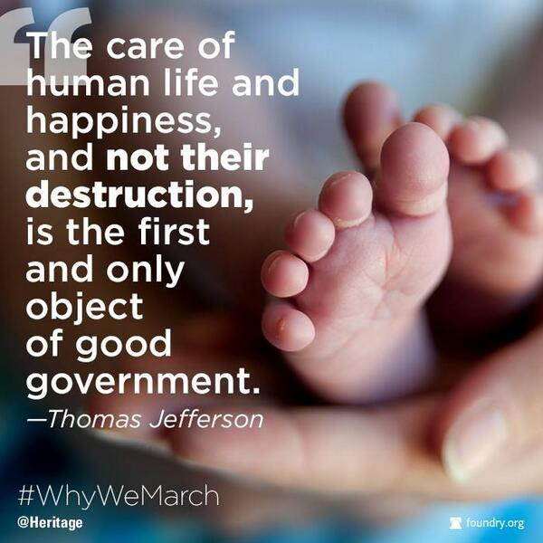 jefferson quote life