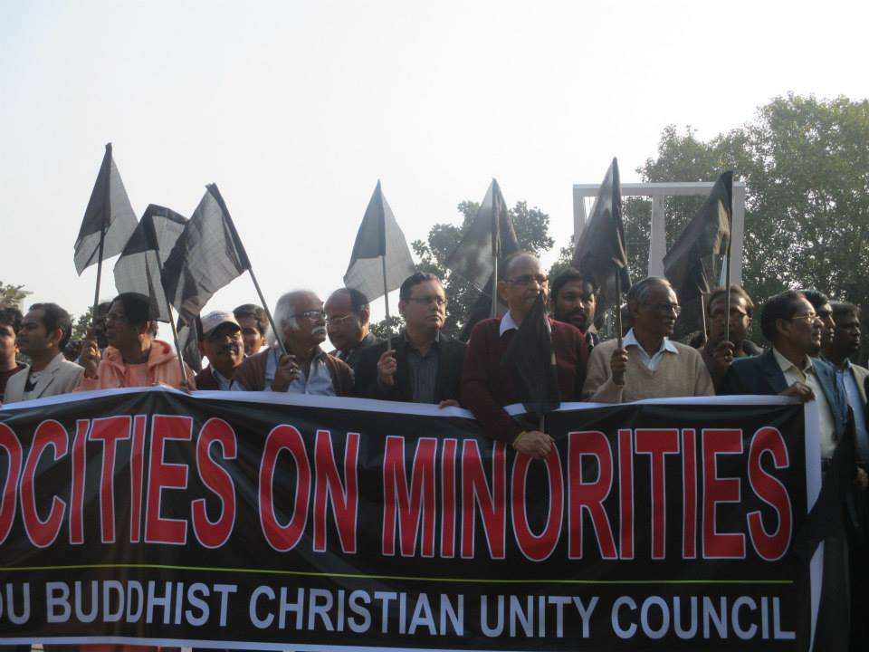 minorities bangladesh