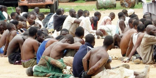 boko haram arrested