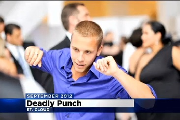 deadly knockout punch