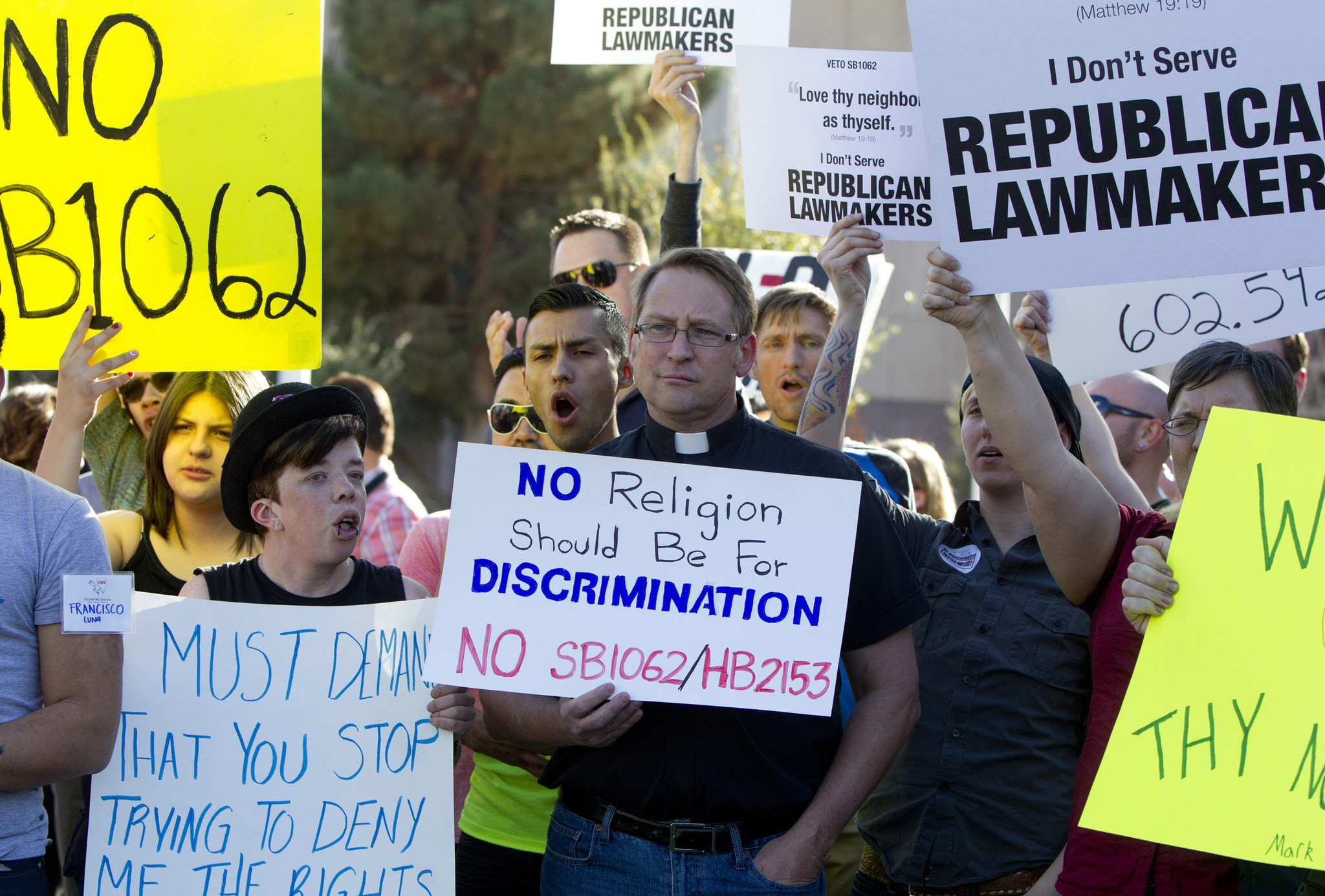 Why religious freedom bills could be great for gay rights