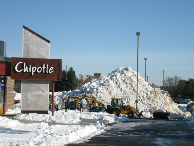 chipotle snow
