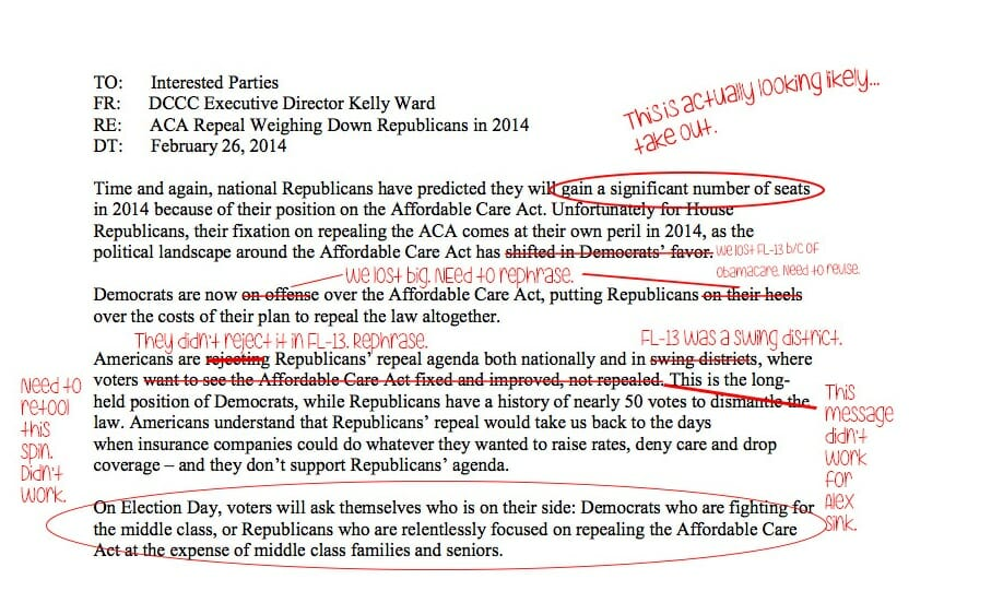 dccc note