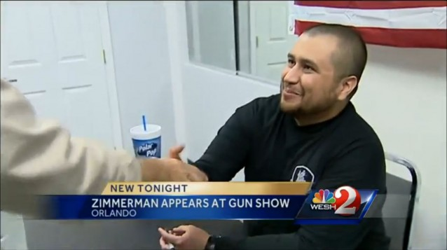 george zimmerman guns