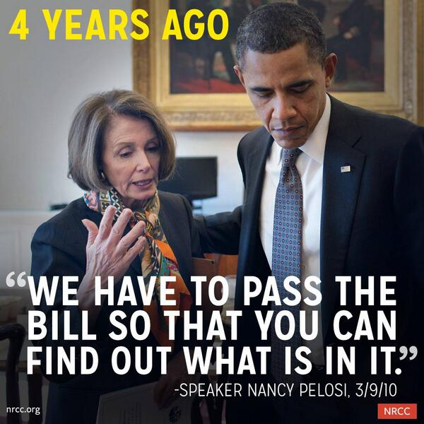 pelosi pass the bill