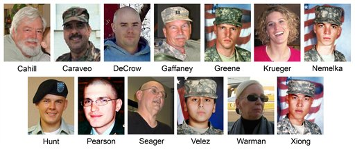 Fort Hood Victims