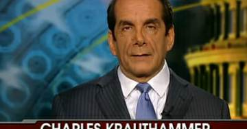 "Krauthammer: Obama Believes Islamic State Is Not Islamic ""It's Delusional"" (Video)"