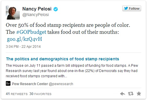 pelosi black people